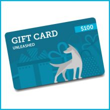 Unleashed Dog Daycare & Wellness Center | Tacoma, WA | Gift Card